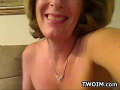 Mature Woman Showing Off Her Ass