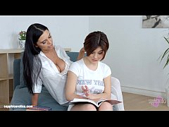 Lesson dreams by Sapphic Erotica - sensual lesb...
