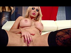 Nikki Benz is the Total Package in Lingerie!