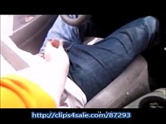 Wife Give Husband A Handjob While Driving Makin...