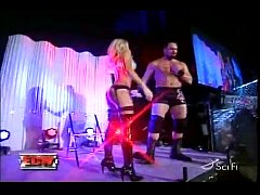 WWE Diva Kelly Kelly Strips