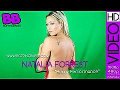 Natalia Forrest Horny Performance