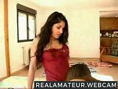 Sweet Indian Lesbian Action, More at www.realam...