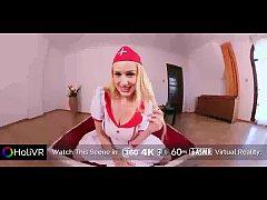 [HOLIVR] Sexy Nurse in Webcam Live   360 VR Porn
