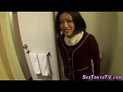 Japanese lesbian pissing