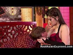 RealAsianExposed - Pretty Asian doll delivers t...