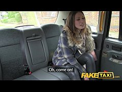 Fake Taxi Cash only or suck my cock