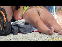 Sex On The Beach - Amateur Nudist Voyeur MILFs