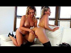 Girls Try Anal - Cherie DeVille, Lena Nicole
