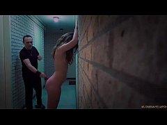 Bondage slave rough punishment and kinky spanki...