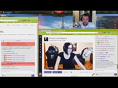Mozol6ka girl Gaming Stream Twitch hot dance