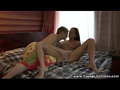Young Libertines - Teen cock-rider filmed at home