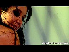 Jayden and Natasha Team Up on a Dick