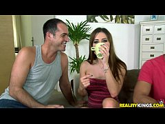 Reality Kings - Hot foursome, Lick it right