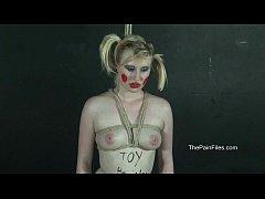 Lesbian humiliation of Satine Spark in bizarre ...
