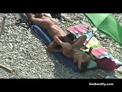 theSandfly Excellent Nudist Sex Fun!
