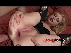 Gorgeous anal slut Abba fucked by Gio NR097