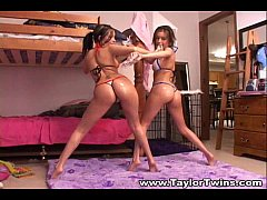 Taylot Twins Oiled part2