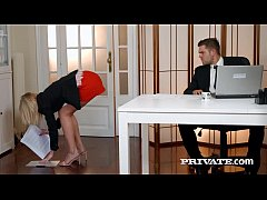 Private.com - Aria Logan Sucks Her Boss's Hard ...