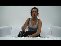 czech casting monika gay video