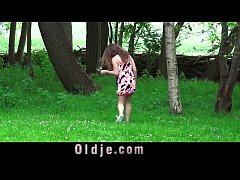 Ugly step old dad seduced by young hot step dau...