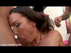 Sperma Party #10 Nataly Gold great DP, DAP, pro...