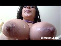 Big Tits Getting Fucked Cumshot POV Compilation