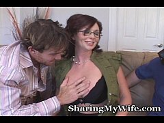Hot Housewife Loves Showing Her Big Tits
