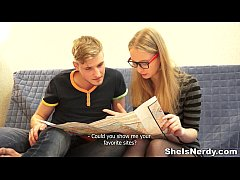 She Is Nerdy - Fucked redtube instead youporn o...
