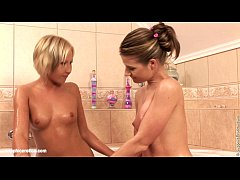 Bubble Dildoers by Sapphic Erotica - lesbian lo...