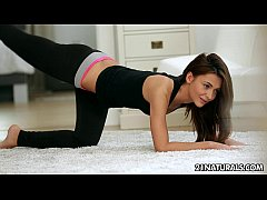 Alexis Brill - Sensual Workout
