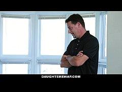 DaughterSwap - Gothic Sluts Fucked By BFFS dad ...