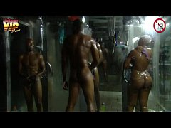 Big Brother Africa Shower Hour - Sheillah JJ Nh...