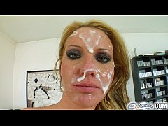 Cum For Cover facial cum bath for deepthroat ex...