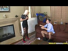 Hard Pussy pounding for Jacky Joy in Pumping Fo...
