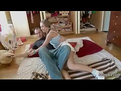 Brother Seduce Skinny Step-Sister to Lost Her V...