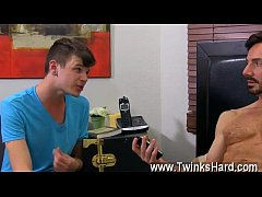 Gay twinks Although muscle daddy Bryan Slater d...