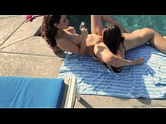 Our Little Afternoon By The Pool - Lola Foxx, V...