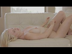 Nubile Films - Perfect lesbian duo hungry for o...