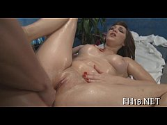 Sexy 18 year old gril acquires drilled hard