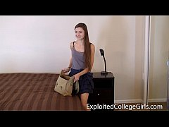 High School Squirting Ballerina