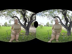 Horny and Curvy Latina Sara May Offers The Best...