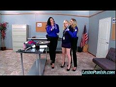 (alison&charlotte&julia) Teen Lesbos Girls In H...