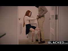 BLACKED First Big Black Cock For Teen Dolly Little