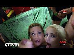 German Goo Girls - Sharing is caring