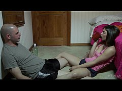 Casey Calvert Gets Assfucked By Her Stepbrother...