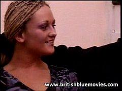 British Pornstar Donna Marie First Ever Scene!
