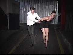 Real Pantyhose Bondage Sex #6: The Abduction of...