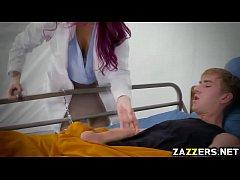 Dr Monique Alexander suck Danny Ds big cock