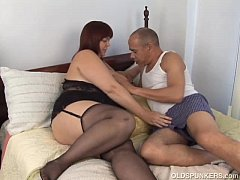 Juicy Josie is a beautiful mature BBW with nice...